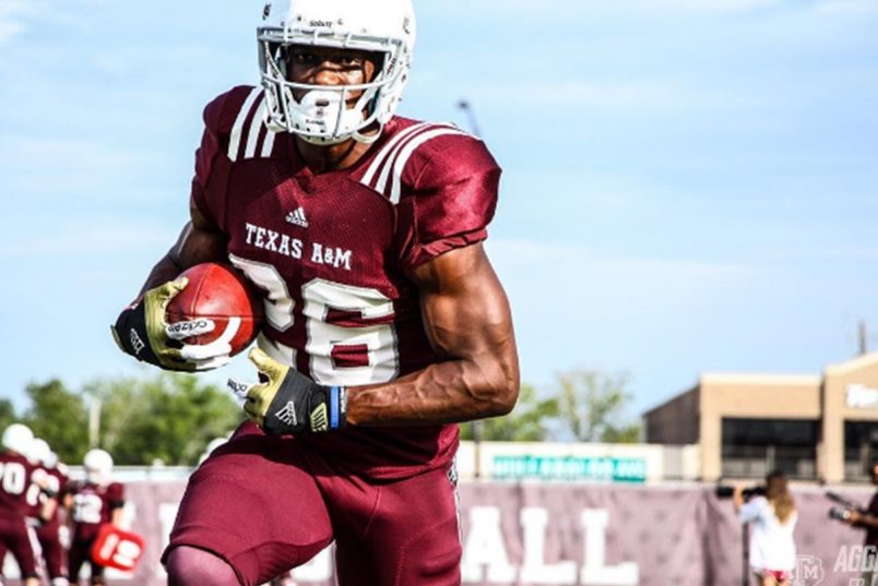 Texas A&M WR Kirk Merritt BUSTED For EXPOSING Himself