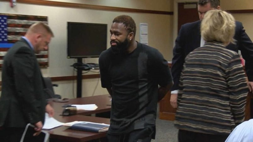 Adrien Broner Back In Jail for 3 Days