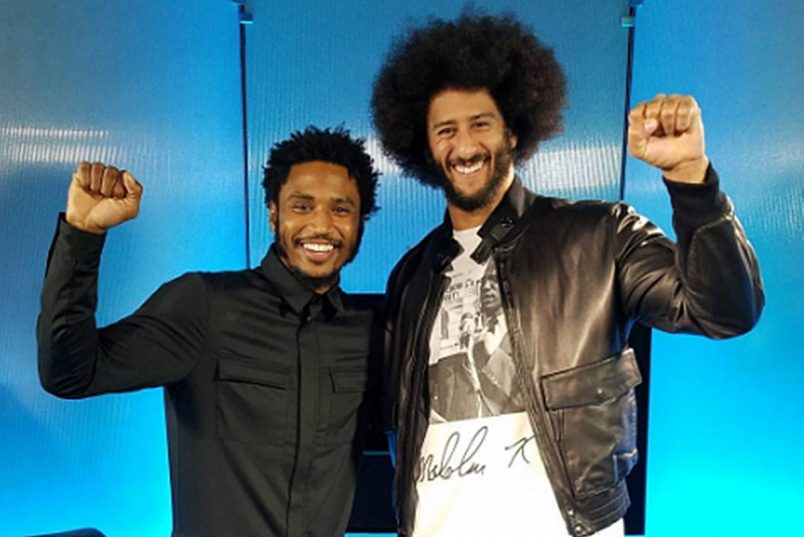 """NFL Blackballing Colin Kaepernick But He's """"Unapologetically African"""""""