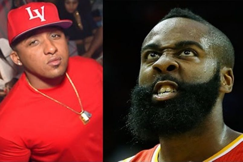 Moses Malone Jr SLAPS James Harden with Lawsuit
