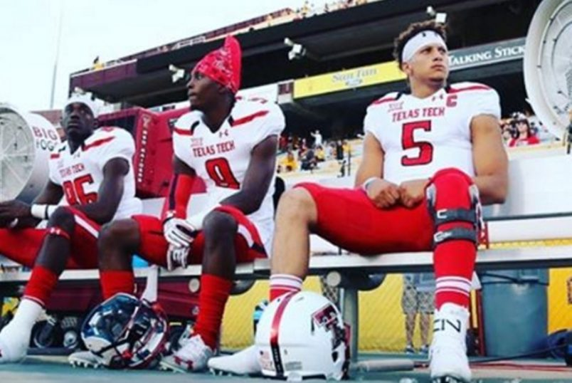 Chiefs Draft Pick Patrick Mahomes Robbed at Gunpoint