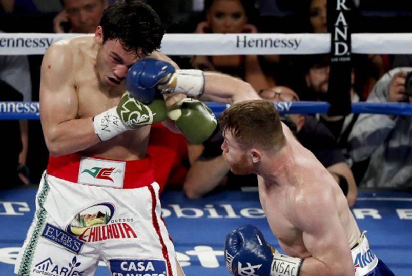Canelo Alvarez SHUT OUT Chavez Jr: 12 Round Unanimous Decision Victory