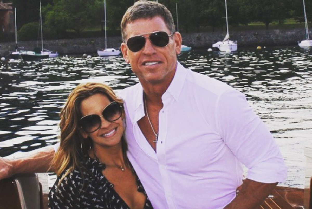 Troy Aikman Looks Ab-tastic at 50-Years-Old