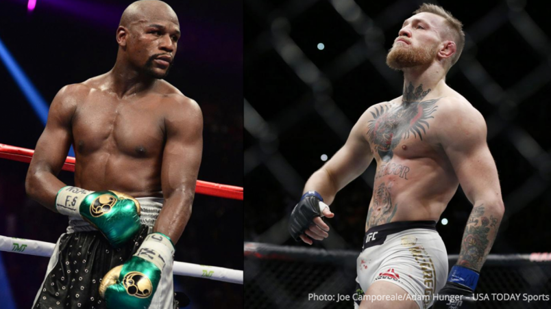 Floyd Mayweather Confident Conor McGregor Will Lose