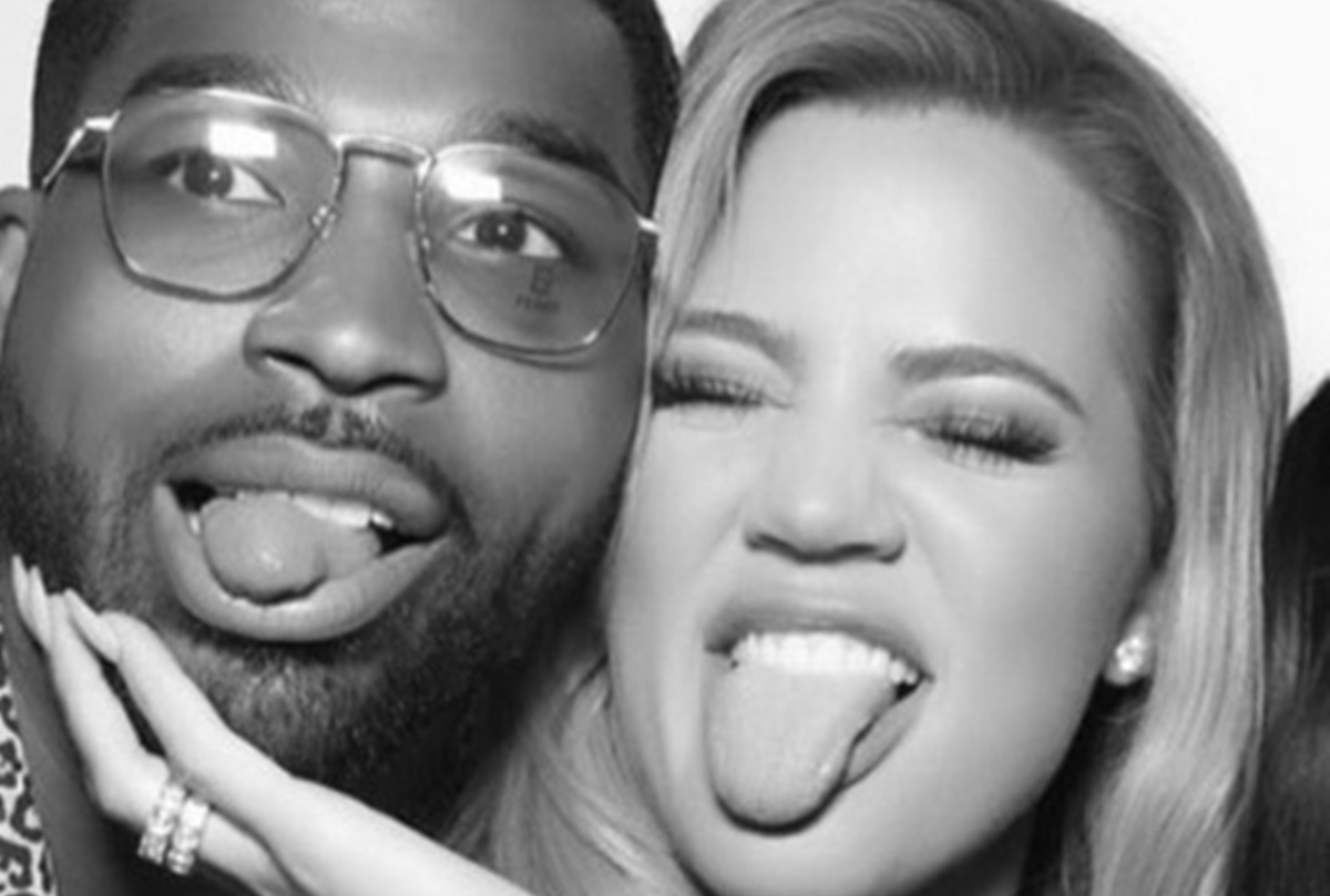 Khloe Kardashia and Tristan Expecting First Baby?