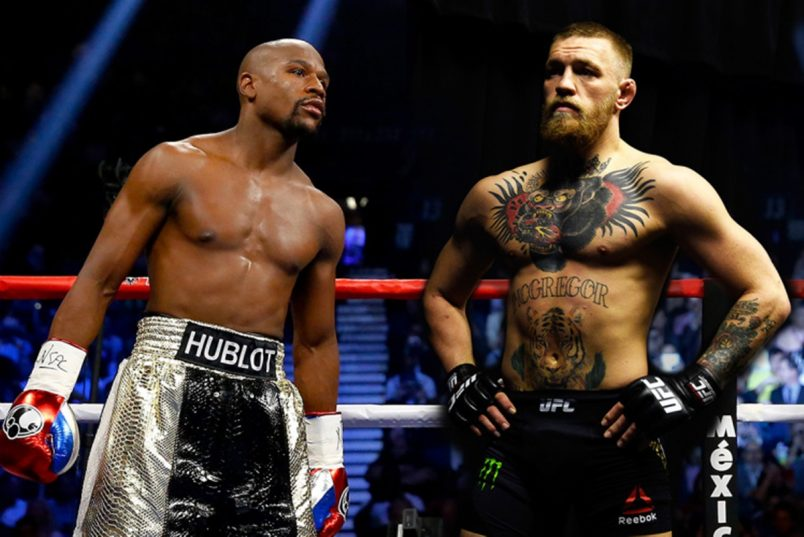 Floyd Mayweather Jr. vs Conor McGregor Officially Happening