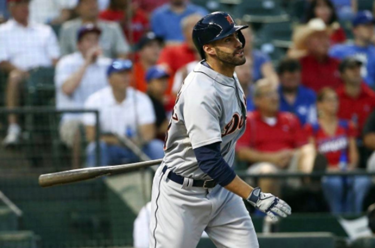 Tigers' JD Martinez Is The Hottest Trade Commodity