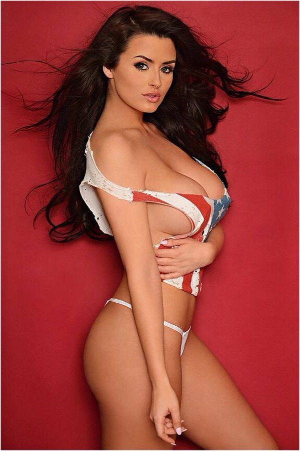 Abigail Ratchford Pics From Klay Thompson Bedroom