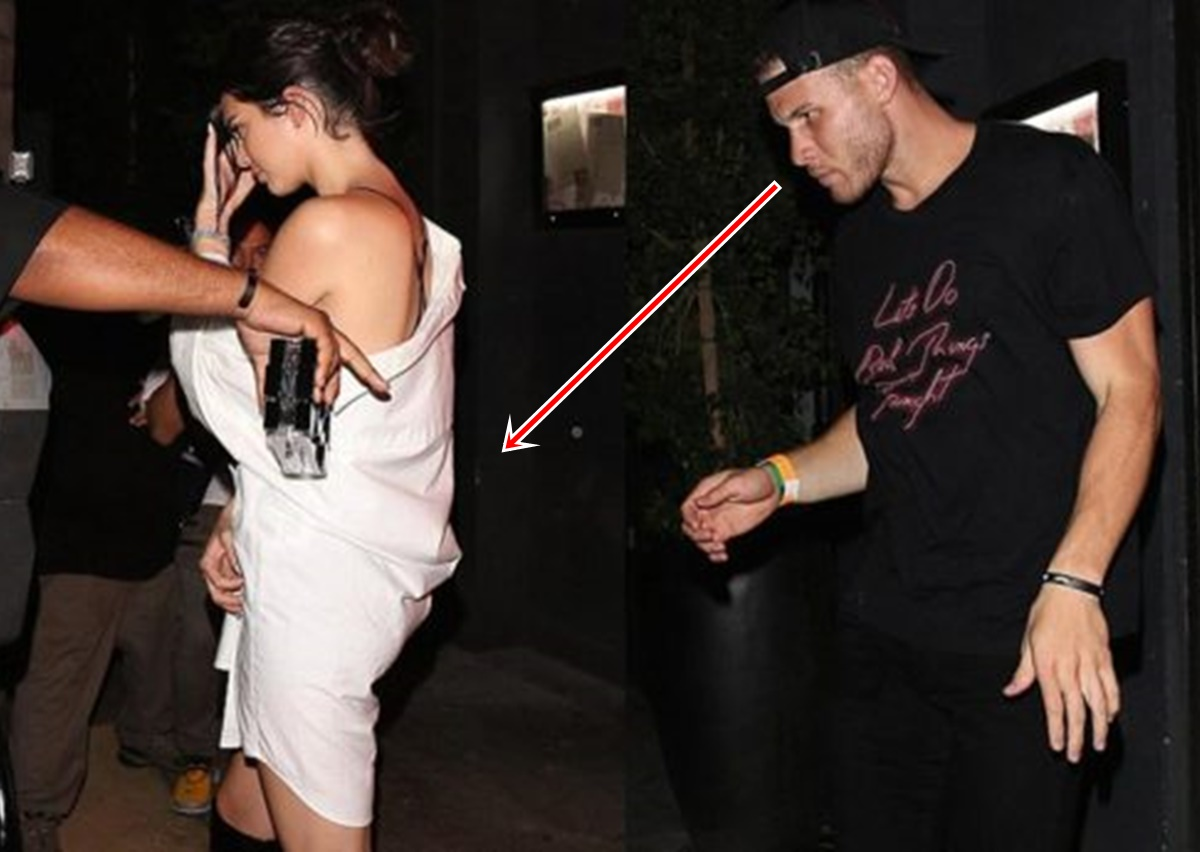 Blake Griffin and Kendall Jenner SMASHING?