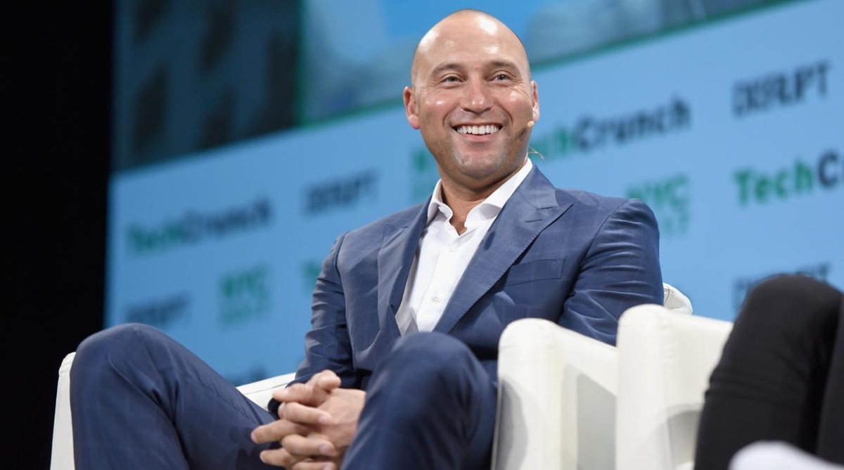 Derek Jeter Group Buys Marlins; Home Run Sculpture Gotta Go
