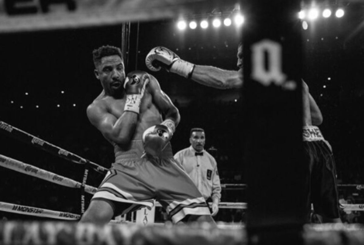 Light Heavyweight Champion Andre Ward RETIRES