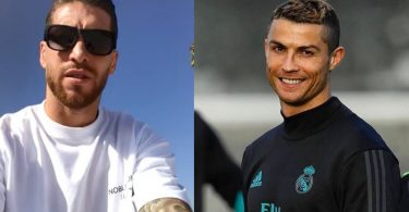 Cristiano Ronaldo Branded an 'Opportunist' by Sergio Ramos