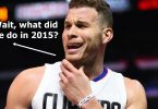 Blake Griffin Spotted with Former MSG CEO Hank Ratner Son