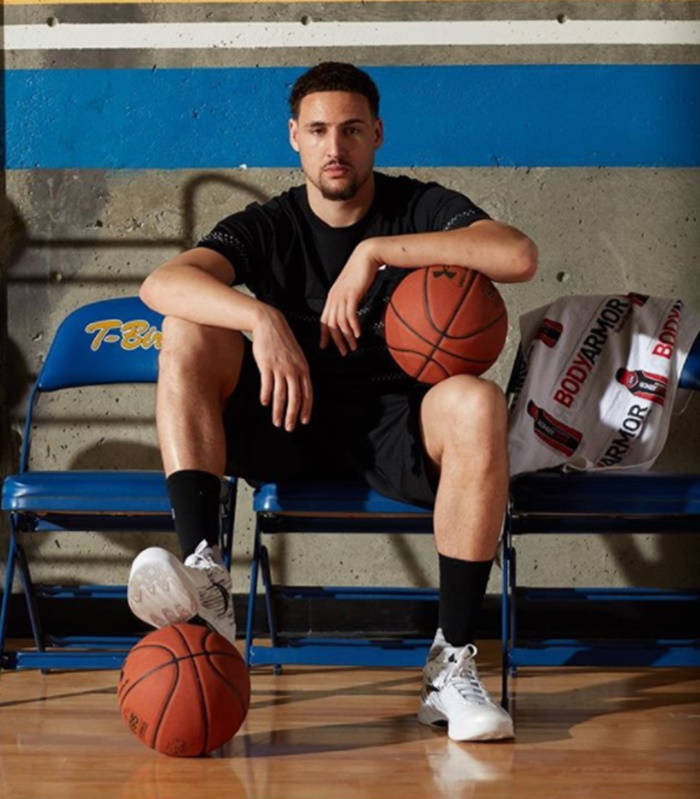 Klay Thompson Denies Smashing Model Abigail Ratchford