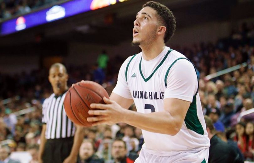 LiAngelo Ball Arrested for Shoplifting
