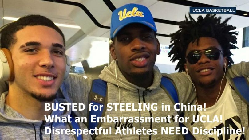 LiAngelo Ball Lands Lifetime Ban from China