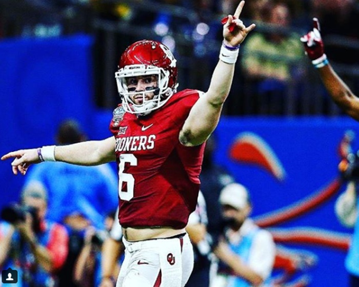 Sooners QB Baker Mayfield Stripped of Team Status