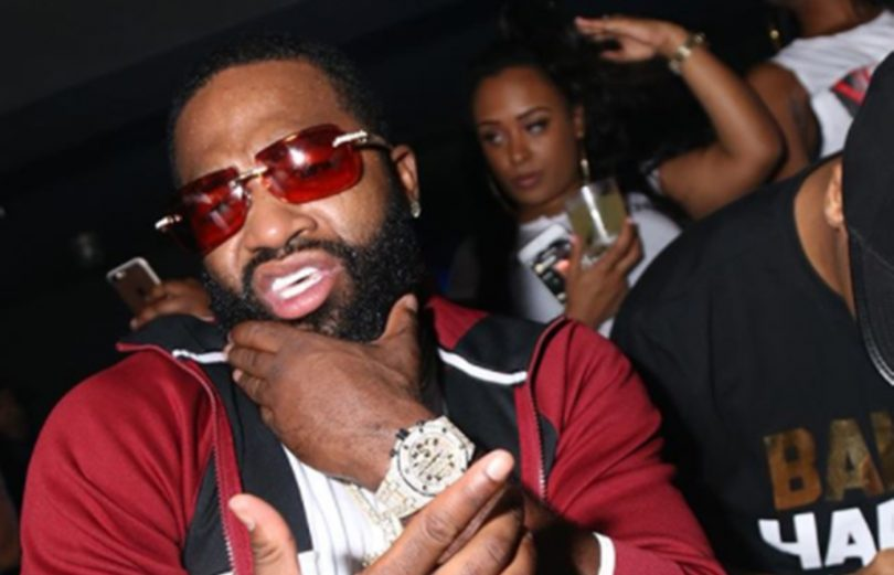 Adrien Broner Getting Petty For Christmas