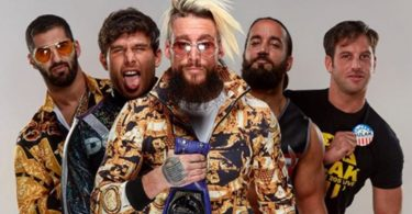 Douche of The Day: Enzo Amore in Trouble Over Phallic Signature on License