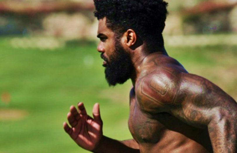 Ezekiel Elliott Training Like a Beast in Cabo During Suspension
