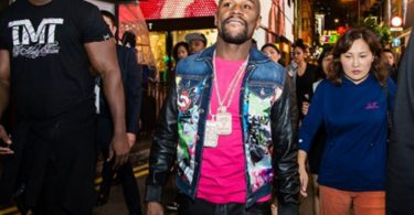 Mayweather Ready to Cash In $1 Billi For Another UFC Fight