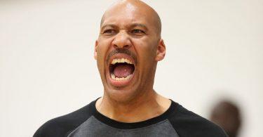 "NBA Fan Tells LaVar Ball ""F-ck You LaVar Your Sons Suck!"""