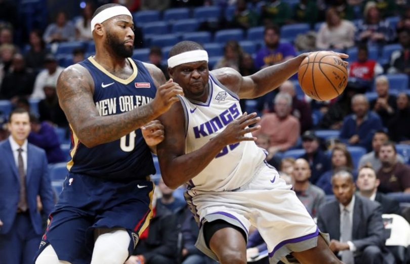 Zach Randolph Weighs in on DeMarcus Cousins Bullying KD
