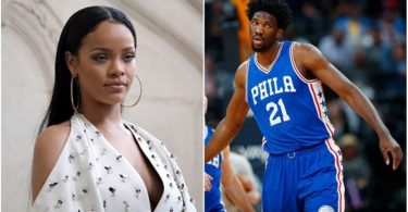 Joel Embiid Process Getting Over Rihanna Turn Down