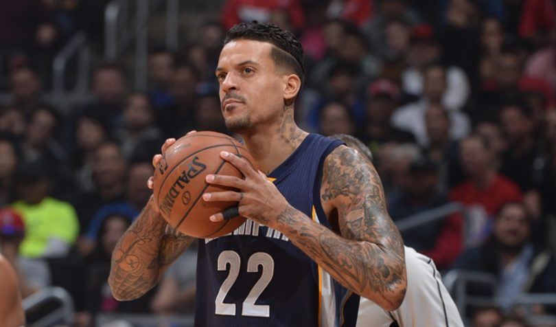 Matt Barnes Trashes Doc Rivers son Austin Rivers