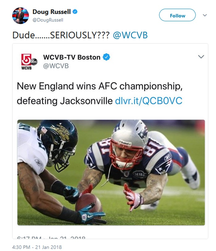 Boston TV Station Tweets Aaron Hernandez Photo?