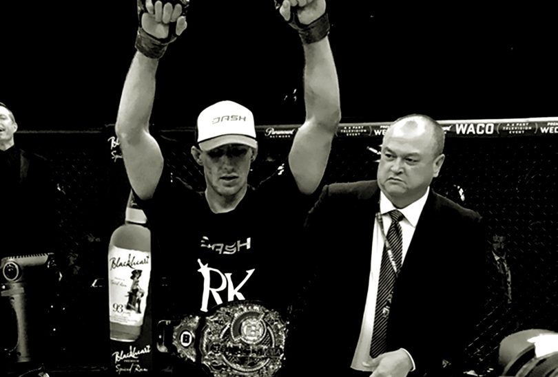 Rory MacDonald Won Bellator with Disgusting Leg Injury