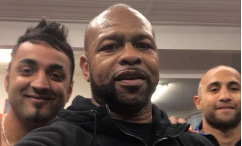 Roy Jones Jr Coming Out of Retirement to Fight Anderson Silva?