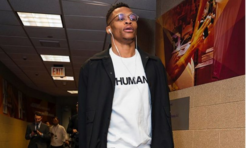 Russell Westbrook Takes Petty Shots at Paul George