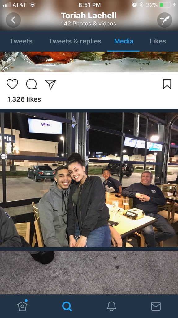 Celtics Jayson Tatum Has A Baby Boy While Dating 2 Women