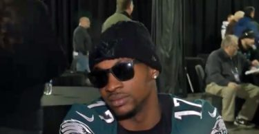 Eagles Alshon Jeffrey Gave Zero F*cks About Justin Timberlake Half Time