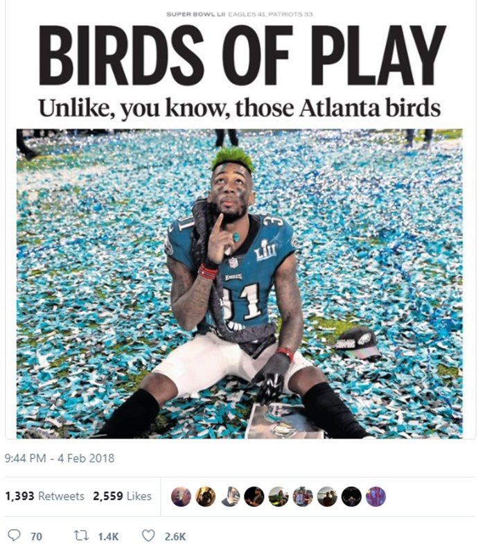 Eagles: Jalen Mills Dragged; Malcolm Jenkins Skips Out; Torrey Smith Laughs Off Haters