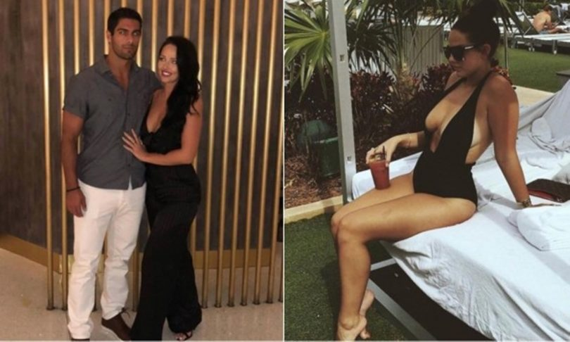 Why Jimmy Garoppolo Hot IG Girlfriend Just Revealed They're Dating