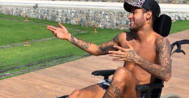 Neymar Just Crossed The Line with Tasteless Tweet