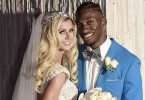 Robert Griffin III and Grete Officially Mr & Mrs Griffin