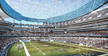 Best seats at Stadium for RAMS are $100K Licensing Bill