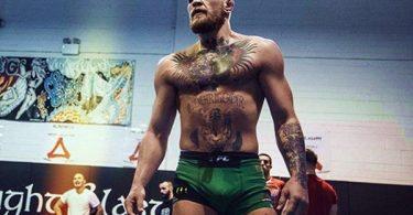 Conor McGregor Responds To Last Weeks Arrest