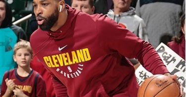 Tristan Thompson Booed During Cavs Game