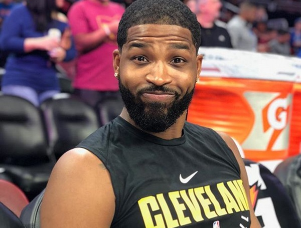 Tristan Thompson Caught Cheating on Khloe with THOT