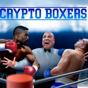 Boxers #GetInTheGame with Crypto Boxers + Make Residual Income