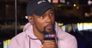 "Kevin Durant Checks Charles Barkley Asking is Draymond ""Annoying"""