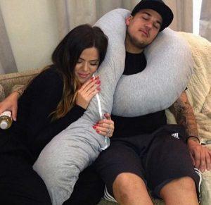 Rob Kardashian Wants to Fight Tristan Thompson