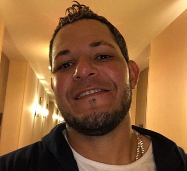 Yadier Molina Happy To Walk Without Pain
