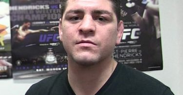 Nick Diaz Arrested + Charged for Domestic Battery by Strangulation