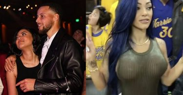 Does Steph Curry Have A Side Chick