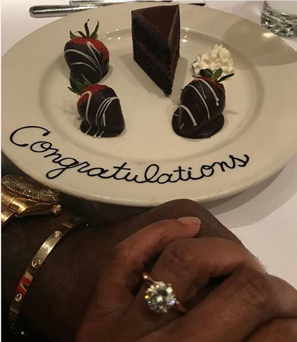 Taraji P Henson Engaged to NFL Star Kelvin Hayden